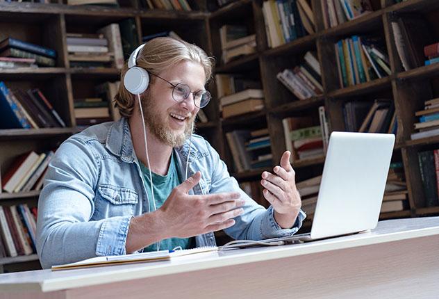Estudiar en casa, cursos online
