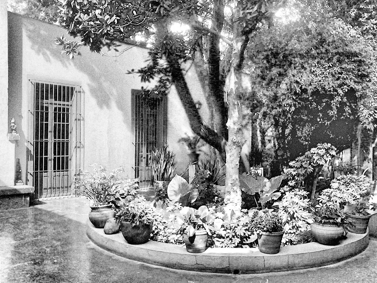 Casa de Guillermo Kahlo en Coyoacán